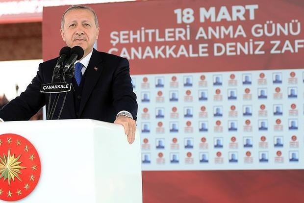 Эрдоган заявил о взятии войсками Турции сирийского Африна