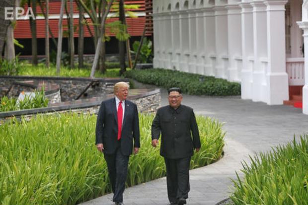 Трамп похвалився, що ядерної загрози з боку КНДР вже не існує