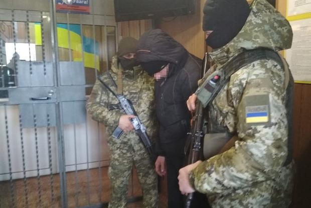 Задержан боевик, охранявший обломки сбитого МН17