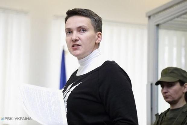 Савченко перенесла операцию и потеряла 17 кг