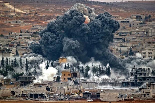 Дания отзывает свои истребители из Сирии и Ирака после ошибочного удара по сирийским военным