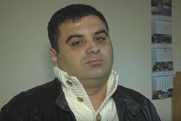 В Киеве в третий раз задержан вор в законе Тенго Гальский