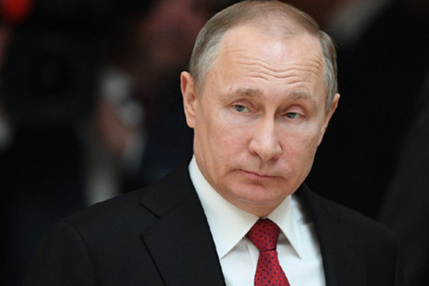 Путин в Крыму заговорил по-украински