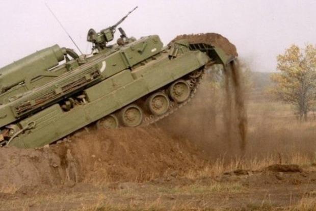«Укроборонпром» начал серийное производство боевых машин «Атлет»