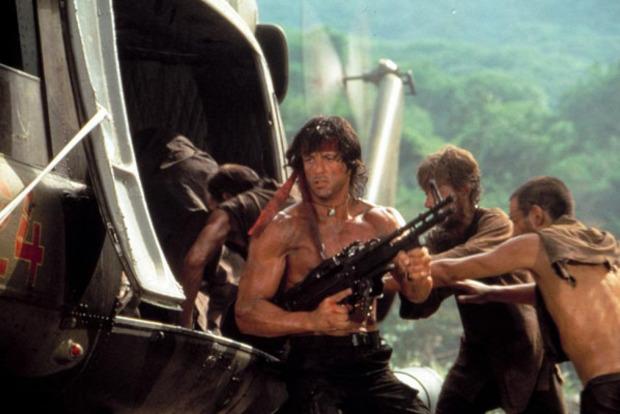 Начались съемки фильма «Рэмбо: последняя кровь»