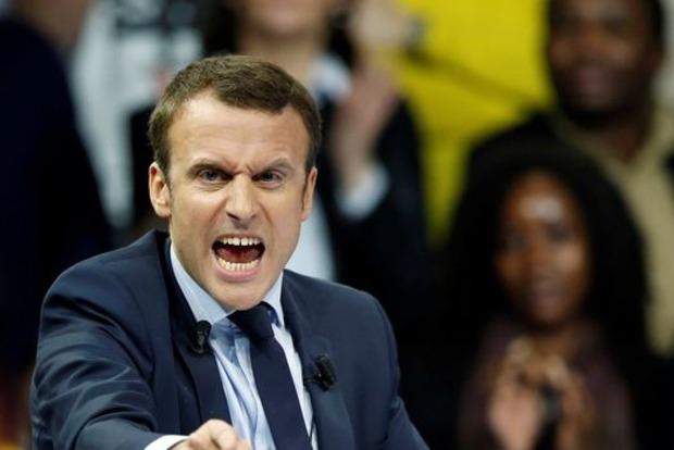 У Макрона заверили: если он станет президентом Франции, он будет поддерживать Украину
