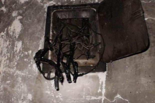 В Краматорске задержан пироман: 27 поджогов за месяц
