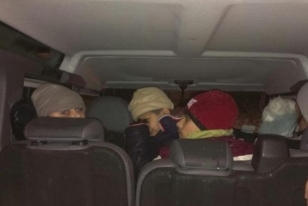 Шесть граждан Сирии пограничники задержали на Львовщине