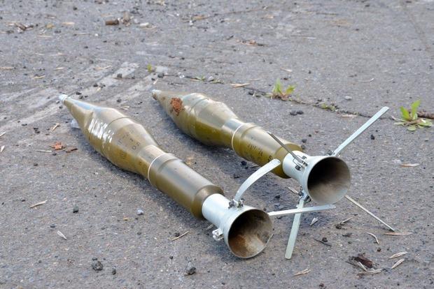 Боевики обстреляли церковь в Вербное воскресенье