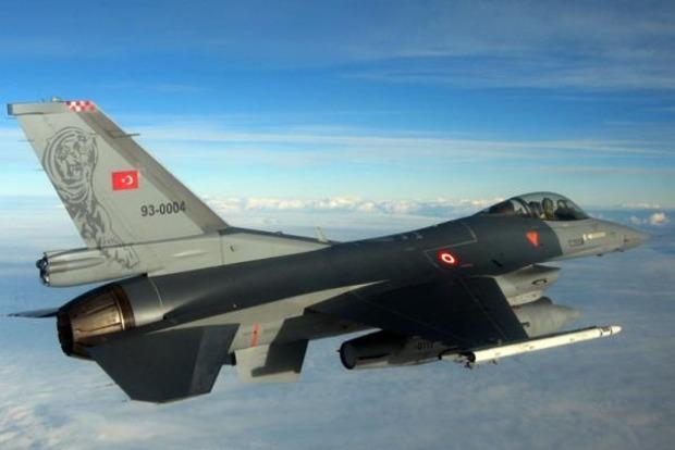 Россия нарушила воздушное пространство Турции