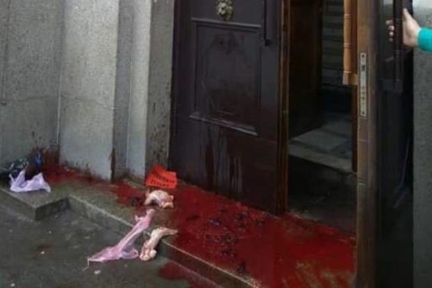 Стали известны подробности нападения на Вятровича в Киеве