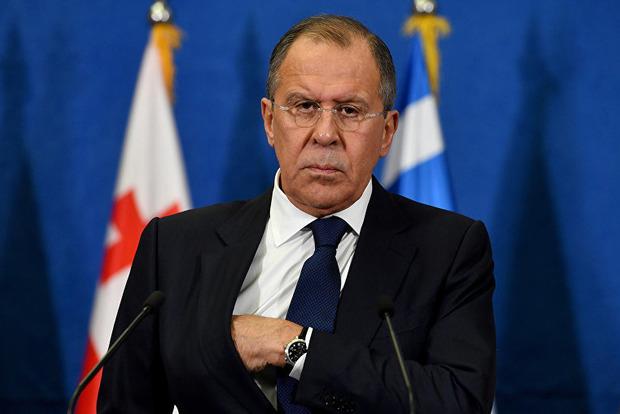 Климкин проводит первые переговоры с Лавровым
