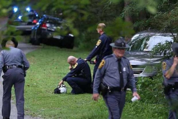 Протаранившего толпу на автомобиле в Шарлотсвилле арестовали