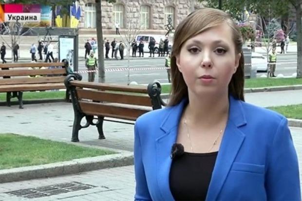 ВСБУ заявили, что журналистку «Первого канала» депортируют вРоссию