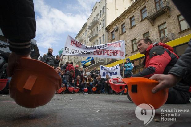 Більше 30 державних шахт в Україні мають борги із зарплати - Бойко