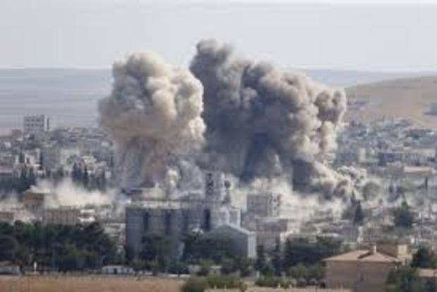 Авиаудар по Ираку, погибли 25 мирных жителей