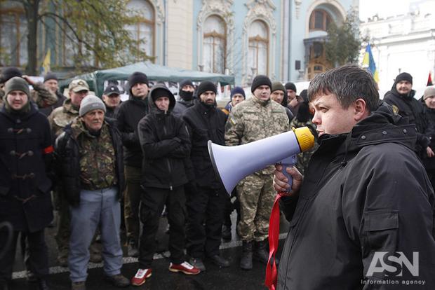 Семенченко про снятие охраны под Радой: Это победа!