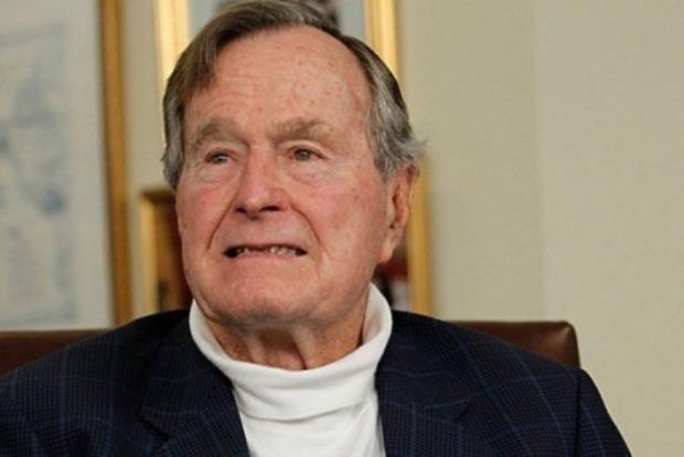 Джордж Буш-старший экстренно госпитализирован