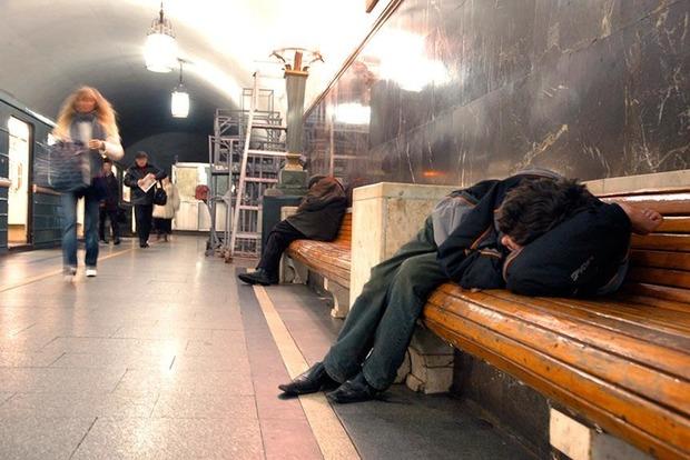 Бездомному выписали штраф за нарушение самоизоляции