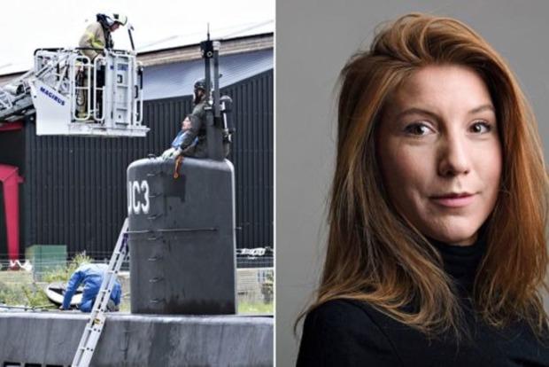 Капитан датской подводной лодки признался, что расчленил журналистку