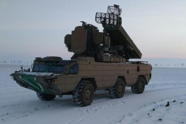 Украина провела ракетные учения возле Крыма