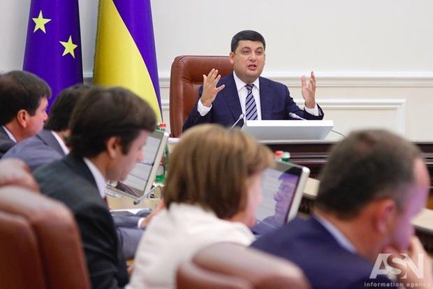 Кабмин ждет презентации закона о Службе финансовых расследований до конца месяца