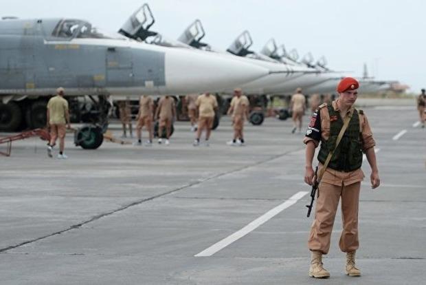 Міноборони РФ відзвітувало про ліквідацію сирійців, які атакували авіабазу Хмеймім