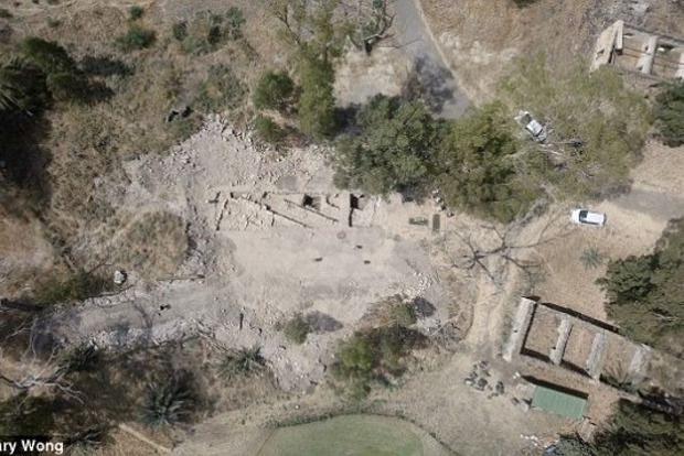 Археологи считают, что нашли родину трех апостолов