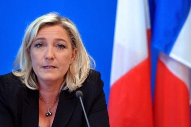 Французские националисты признали аннексию Крыма законной