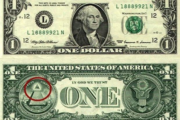 Как сложить доллар треугольником для привлечения денег