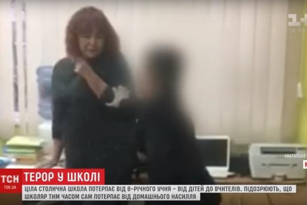 У киевлянина на реабилитацию забрали 8-летнего сына, который мучил всю школу