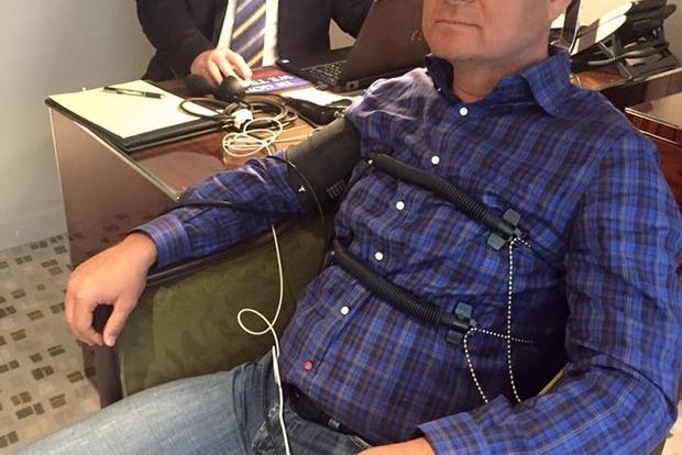 Беглый Онищенко показал, как ФБР проверило его на детекторе лжи