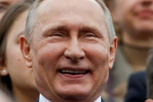 Путин за шесть лет превратился в мумию из-за злоупотребления ботоксом