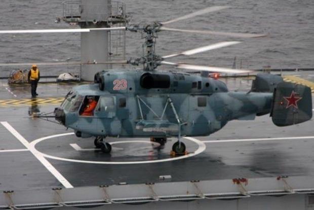 УБалтійське море впав россійський вертоліт, пілоти загинули