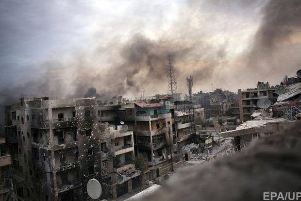 Битва за Алеппо закончилась победой армии Асада