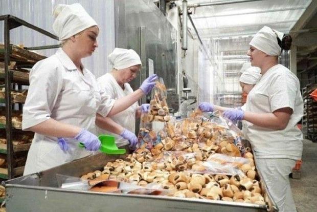 Киевхлеб накормит британцев сушками и крендельками