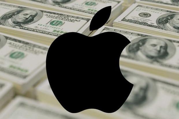 Американська компанія Apple зафіксувала рекордне зростання виручки