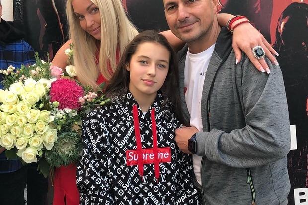 Волочкова использовала день рождения дочери, чтобы вернуть бывшего мужа