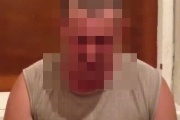 Задержан боевик, который видел вхождение в Украину группы Ерофеева и Александрова (видео)