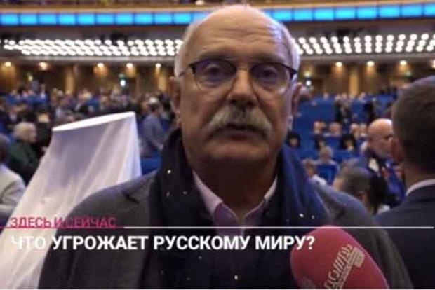 Михалков засмучений через розрив з Україною: Здавалося, ну куди вони від нас подінуться?
