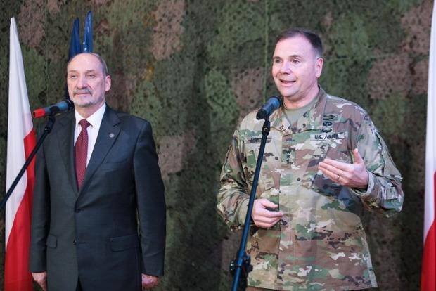 США ускорят переброску своих войск в Польшу