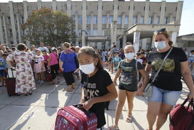 Мэр Армянска: обстановка в городе очень напряженная