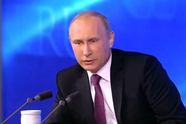 Путин рассчитывает на нормализацию отношений с Украиной