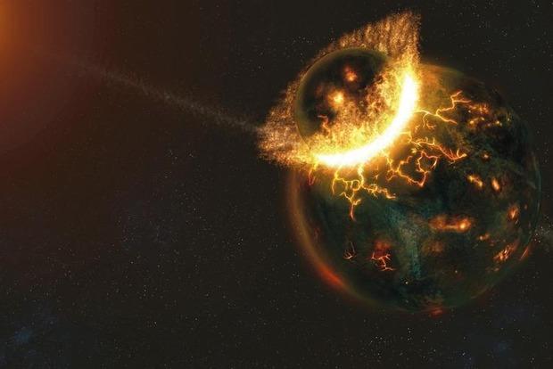 Израильские ученые выдвинули новую гипотезу происхождения Луны