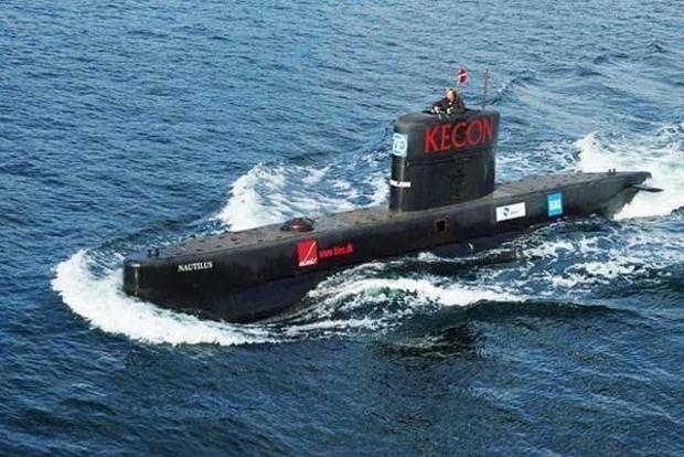 Поліція знайшла голову загиблої на підводному човні Nautilus журналістки