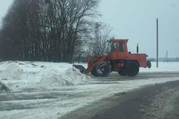 Киевлян просят воздержаться от поездок на собственном авто