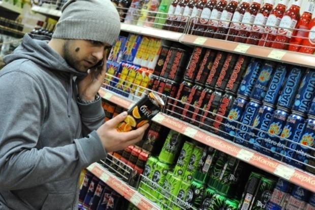 В РФ хотят запретить продажу алкогольных энергетиков