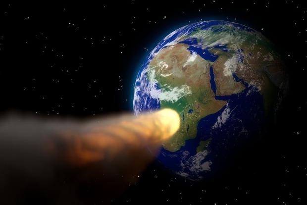 Через два дня к Земле подлетит астероид размером с футбольное поле