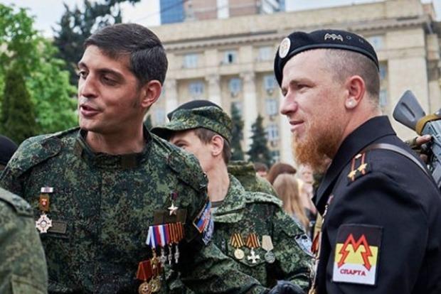 В «ДНР» назвали заказчиков убийства «Гиви» и «Моторолы»
