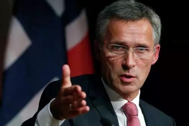 Столтенберг: НАТО решило прервать сотрудничество с Россией